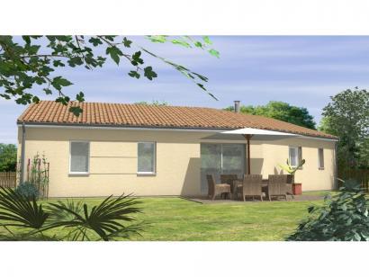 Maison neuve  à  Pouzauges (85700)  - 173650 € * : photo 2