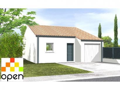 Maison neuve  à  La Verrie (85130)  - 136450 € * : photo 3