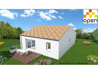 Maison neuve  à  La Verrie (85130)  - 136450 € * : photo 4