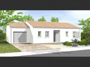 Maison neuve à La Verrie (85130)<span class='prix'> 163950 €</span> 163950