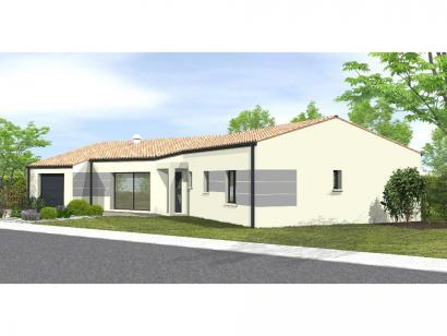 Maison neuve  à  La Verrie (85130)  - 234150 € * : photo 1