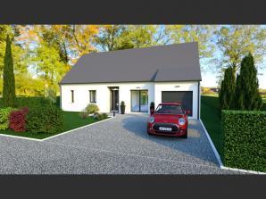 Maison neuve à Cheillé (37190)<span class='prix'> 204900 €</span> 204900