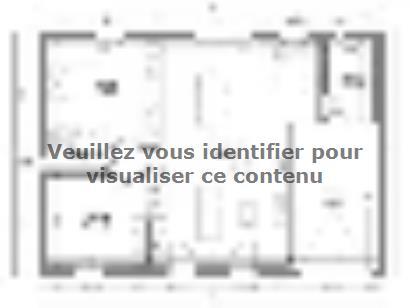 Maison neuve  à  Villaines-les-Rochers (37190)  - 165400 € * : photo 1