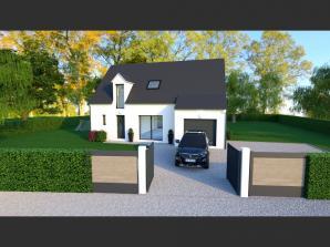 Maison neuve à Château-la-Vallière (37330)<span class='prix'> 238000 €</span> 238000