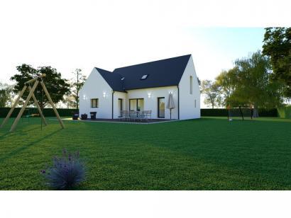 Maison neuve  à  Château-la-Vallière (37330)  - 238000 € * : photo 2