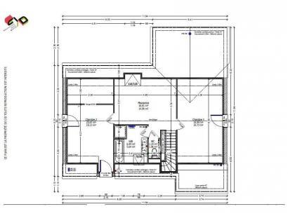 Maison neuve  à  Château-la-Vallière (37330)  - 238000 € * : photo 4