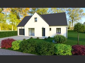 Maison neuve à Château-la-Vallière (37330)<span class='prix'> 219000 €</span> 219000