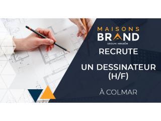 OFFRE D'EMPLOI : DESSINATEUR (H/F) en CDI