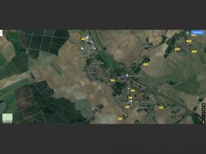 Terrain à vendre à Rémilly (57580)<span class='prix'> 83470 €</span> 83470