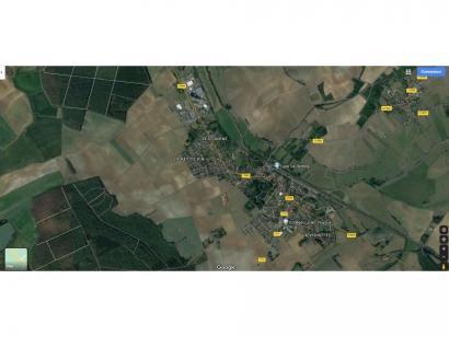 Terrain à vendre  à  Rémilly (57580)  - 83470 € * : photo 1