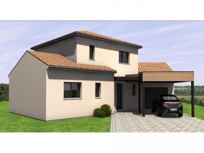Maison neuve  à  Durtal (49430)  - 254750 € * : photo 1