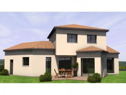 Maison neuve  à  Durtal (49430)  - 254750 € * : photo 2