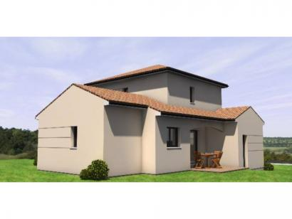 Maison neuve  à  La Chapelle-d'Aligné (72300)  - 282670 € * : photo 3