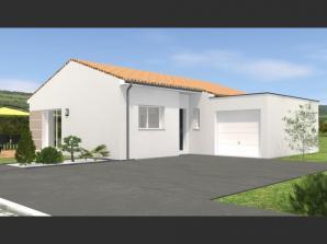 Maison neuve à La Chapelle-d'Aligné (72300)<span class='prix'> 137610 €</span> 137610