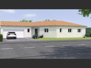 Maison neuve à La Chapelle-d'Aligné (72300)<span class='prix'> 205825 €</span> 205825