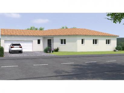 Maison neuve  à  La Chapelle-d'Aligné (72300)  - 205825 € * : photo 1