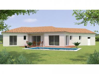 Maison neuve  à  La Chapelle-d'Aligné (72300)  - 205825 € * : photo 2