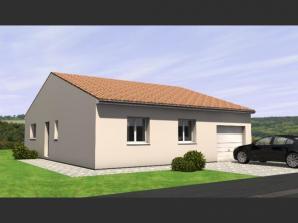 Maison neuve à La Chapelle-d'Aligné (72300)<span class='prix'> 149590 €</span> 149590