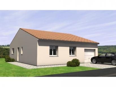 Maison neuve  à  La Chapelle-d'Aligné (72300)  - 149590 € * : photo 1