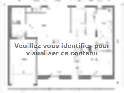 Maison neuve  à  Neuillé-Pont-Pierre (37360)  - 178200 € * : photo 1