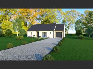 Maison neuve à Neuillé-Pont-Pierre (37360)<span class='prix'> 191200 €</span> 191200