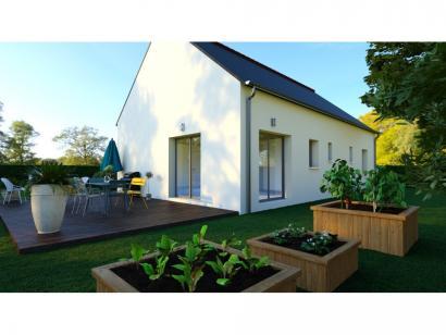 Maison neuve  à  Beaumont-la-Ronce (37360)  - 180000 € * : photo 3