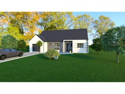 Maison neuve  à  Loches (37600)  - 190000 € * : photo 1