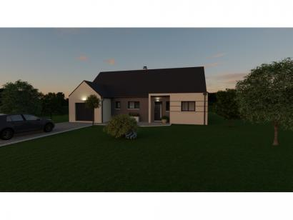 Maison neuve  à  Loches (37600)  - 190000 € * : photo 2
