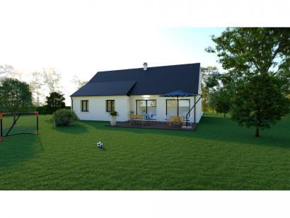 Maison neuve  à  Loches (37600)  - 190000 € * : photo 3