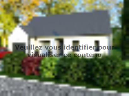 Maison neuve  à  Loches (37600)  - 171 000 € * : photo 1