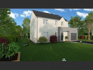 Maison neuve à Authon (41310)<span class='prix'> 185000 €</span> 185000
