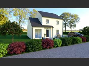 Maison neuve à Rouziers-de-Touraine (37360)<span class='prix'> 217200 €</span> 217200