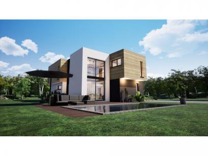 Maison neuve  à  Heiteren (68600)  - 431200 € * : photo 1