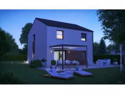 Maison neuve  à  Pommérieux (57420)  - 229000 € * : photo 2