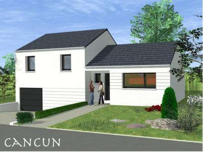 Maison neuve  à  Hayange (57700)  - 281000 € * : photo 1