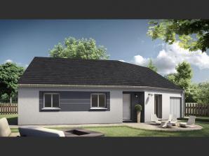 Maison neuve à Fontaine-le-Bourg (76690)<span class='prix'> 174956 €</span> 174956