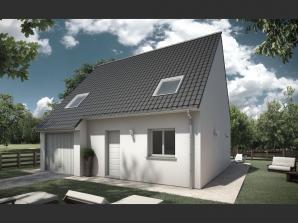 Maison neuve à Clères (76690)<span class='prix'> 174986 €</span> 174986