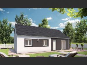 Maison neuve à Clères (76690)<span class='prix'> 179582 €</span> 179582
