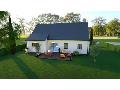 Maison neuve  à  Pernay (37230)  - 188900 € * : photo 2