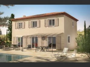 Maison neuve à Paradou (13520)<span class='prix'> 321000 €</span> 321000