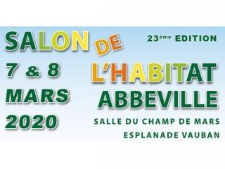 Salon de l'Habitat Mégacité Amiens du 11 au 13 octobre 2019