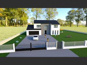 Maison neuve à Amnéville (57360)<span class='prix'> 259000 €</span> 259000