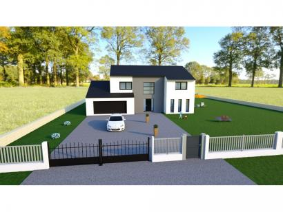 Maison neuve  à  Amnéville (57360)  - 259000 € * : photo 1