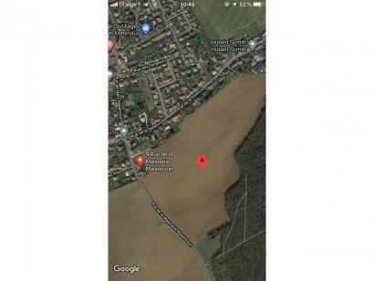 Terrain à vendre  à  Amnéville (57360)  - 64000 € * : photo 1