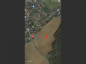 Terrain à vendre à Amnéville (57360)<span class='prix'> 76000 €</span> 76000