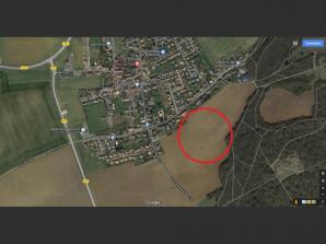 Terrain à vendre à Amnéville (57360)<span class='prix'> 77000 €</span> 77000