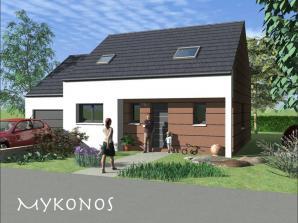 Maison neuve à Amnéville (57360)<span class='prix'> 215000 €</span> 215000