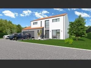 Maison neuve à Amnéville (57360)<span class='prix'> 229900 €</span> 229900