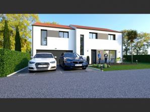 Maison neuve à Amnéville (57360)<span class='prix'> 249000 €</span> 249000