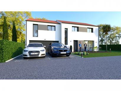 Maison neuve  à  Amnéville (57360)  - 249000 € * : photo 1